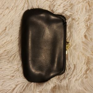 Coach Bags - Coach Leather Kiss Change Purse